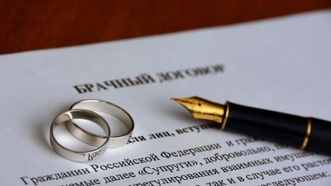 брачный договор заключается где заключается это