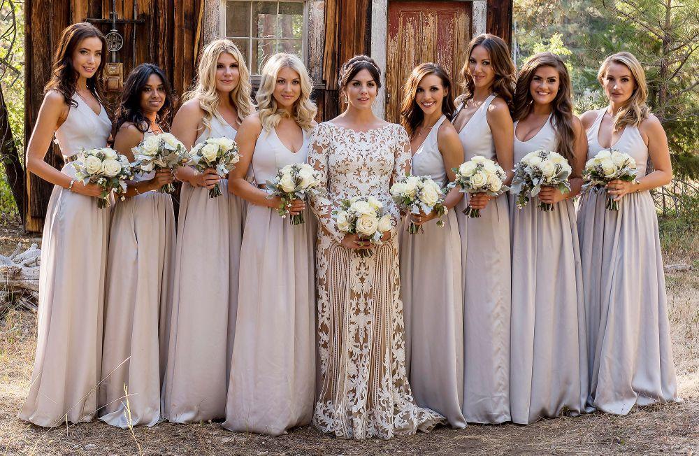 Свадьбы в одном тоне картинки